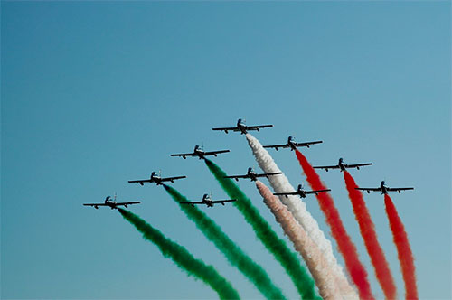 Airshows and Aviation Events - About Us Page