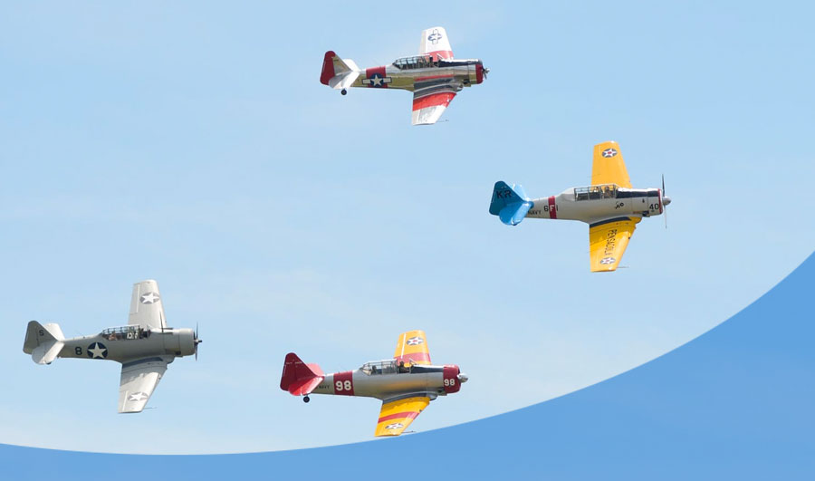 Top Reasons to Attend an Airshow Event