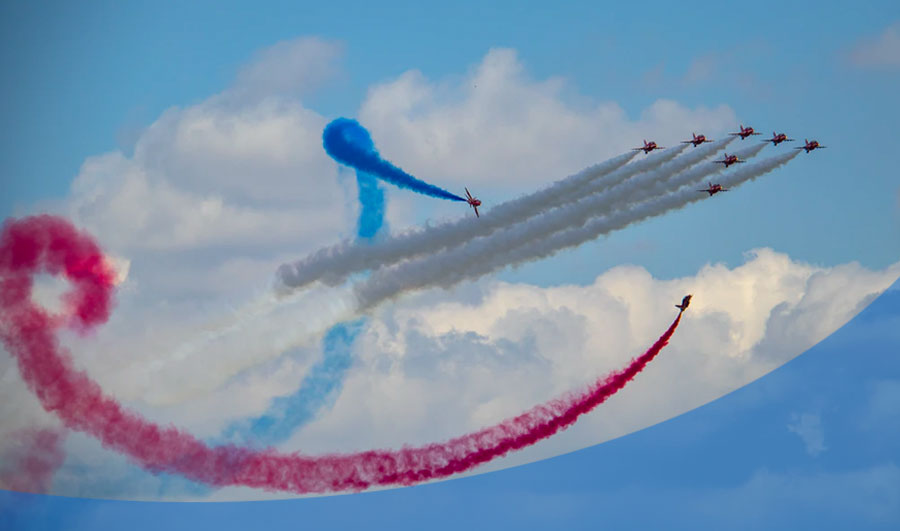 The Best Aviation Events in the UK